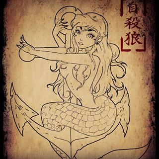 tattoo designs pin up mermaid pesquisa google pinteres. Black Bedroom Furniture Sets. Home Design Ideas