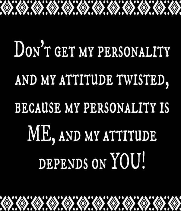 Quotations On Attitude For Facebook work attitude quotes |...