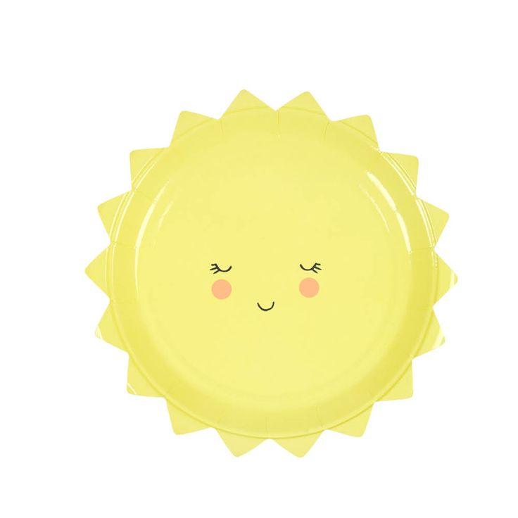 molly meg 12 small sun plates