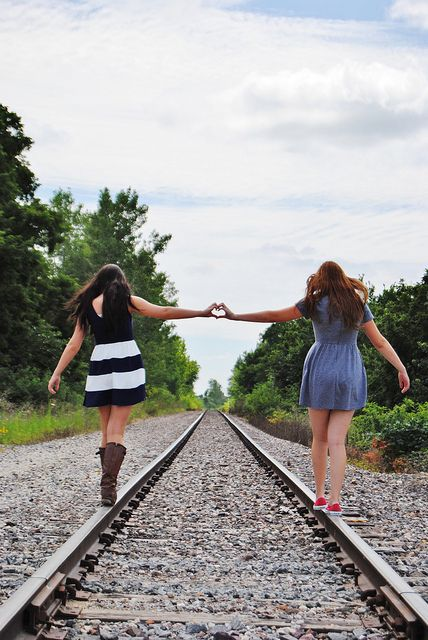 Best Friend senior pictures by Bethany Jackson on Flickr