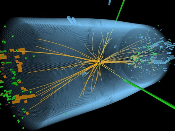 CERN physicists confident that they have found the Higgs boson |