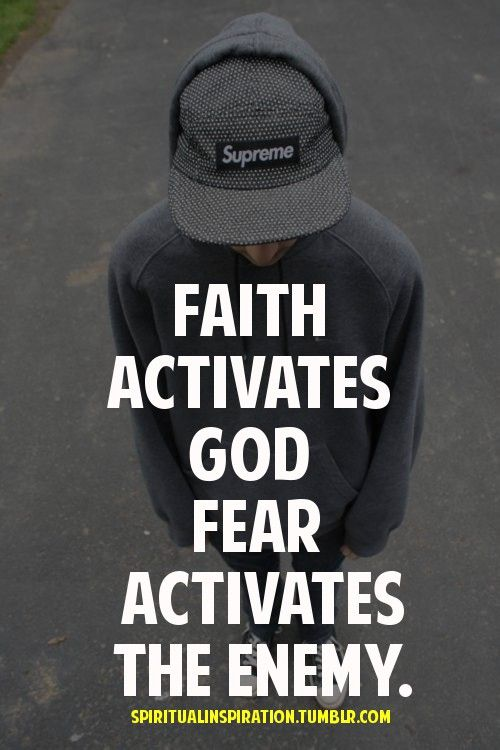 Faith vs. Fear: What does the Bible say?