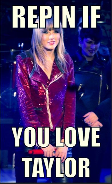 YES! I love Taylor!