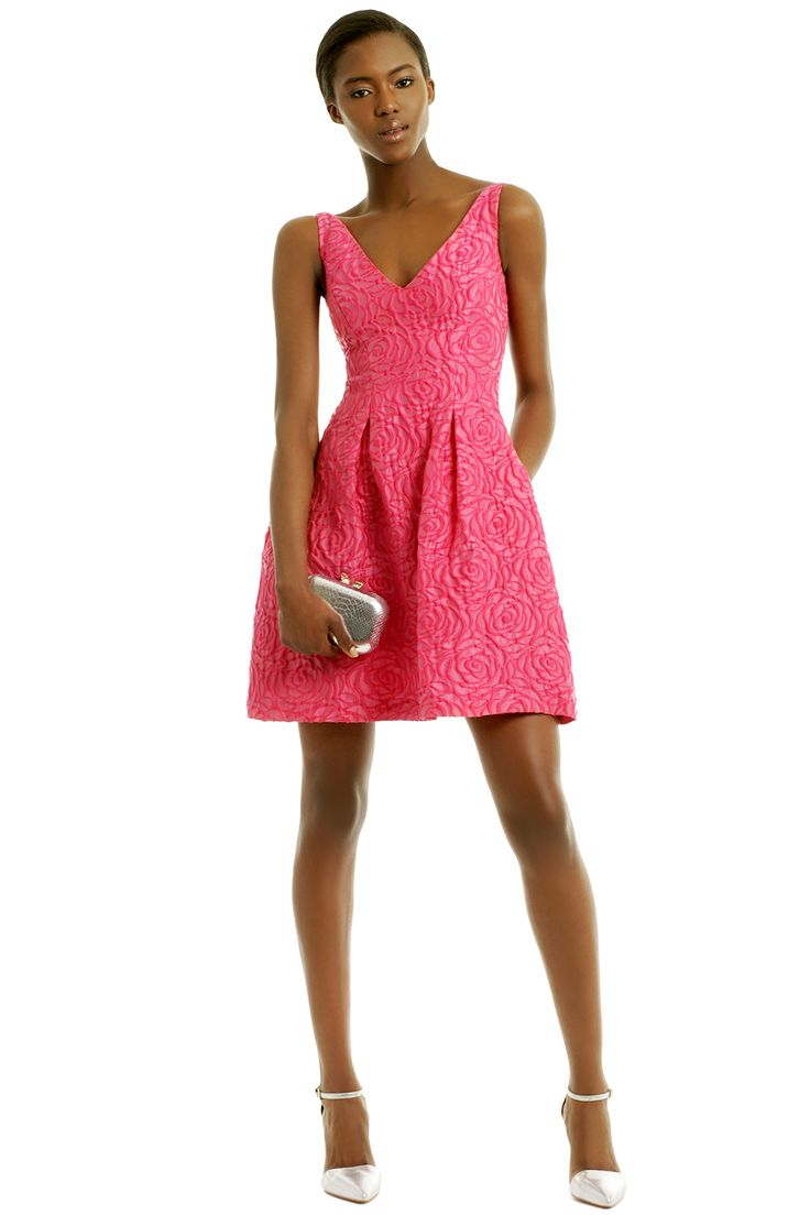 Give Me A Smooch Dress by ML Monique Lhuillier at $85   Rent The Runway