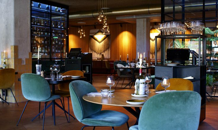 Hotspot Thelobby Hotelv Amsterdam Bar Restaurant Food Fizeaustraat