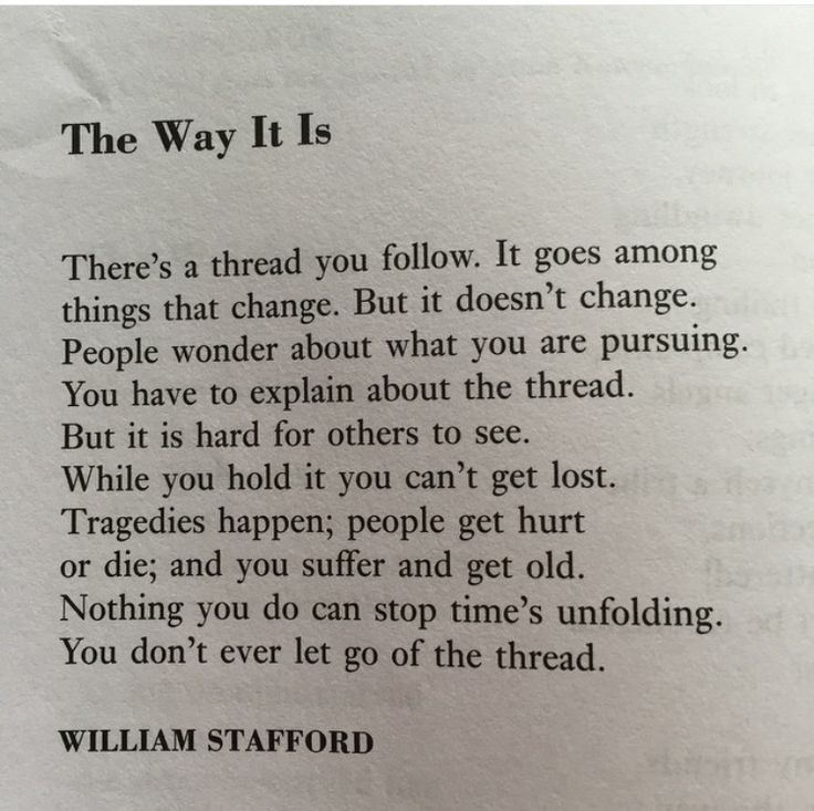 an analysis on william staffords poems The lead poem, ask me is one of stafford's most famous poems, and one of my personal favorites after i heard william's son kim read it a local event celebrating the 100th anniversary of william's birth.