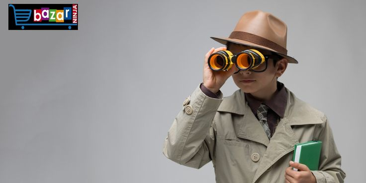 People often misunderstand the use of #spy #gadgets and they are usually portrayed in a negative manner. But this is not correct as the spy cameras are in fact the life-savers for all of us. Apart from providing security to our homes, offices and various places, they are also fun devices to use for. These gadgets are not only for the movies but now you can also buy #spygadgets online. Shop Now : http://www.ebazar.ninja/browse/spy-gadgets