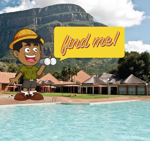 "Its week 4 where you can WIN an amazing holiday worth over R40 000 for you and 3 friends to the adventure capital of South Africa, the Kruger Lowveld! Over the next few weeks ""Eddie the Explorer"" will be hidden somewhere on the www.kmiairport.co.za website, find him and unlock a treasure chest of adventure in the #KMIairport Explorer Competition from 6 May to 19 June 2016. For this weeks clue please see picture below and click here to enter the competition today using below link…"