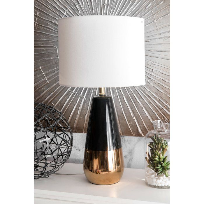 Roscoe Ceramic 25 Table Lamp Antique Lamp Shades Gold Table Lamp Lamp