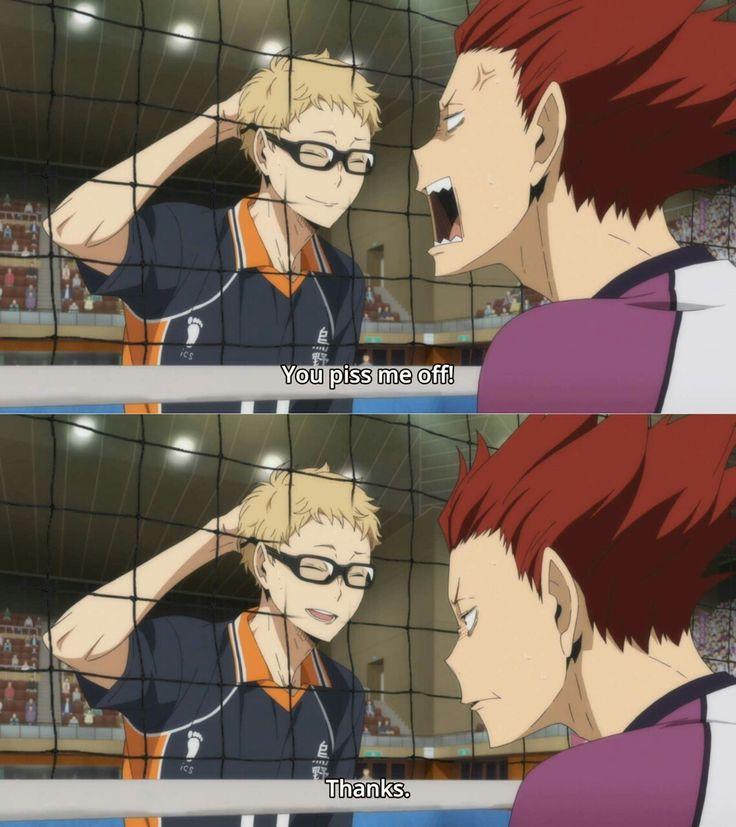 Hi im the normal guy sports anime haikyuu seasons anime