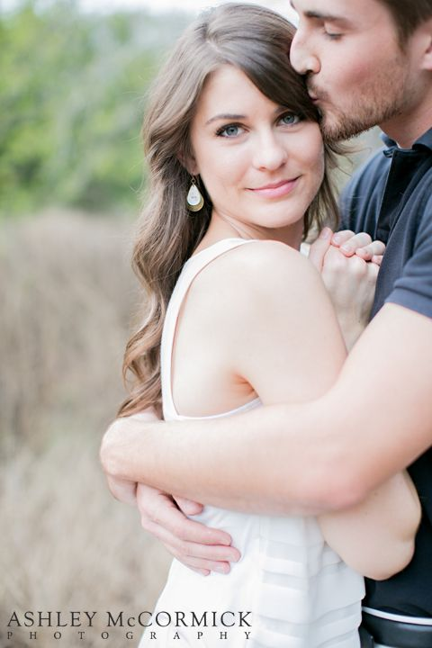 Field engagement session : Ashley McCormick Photography