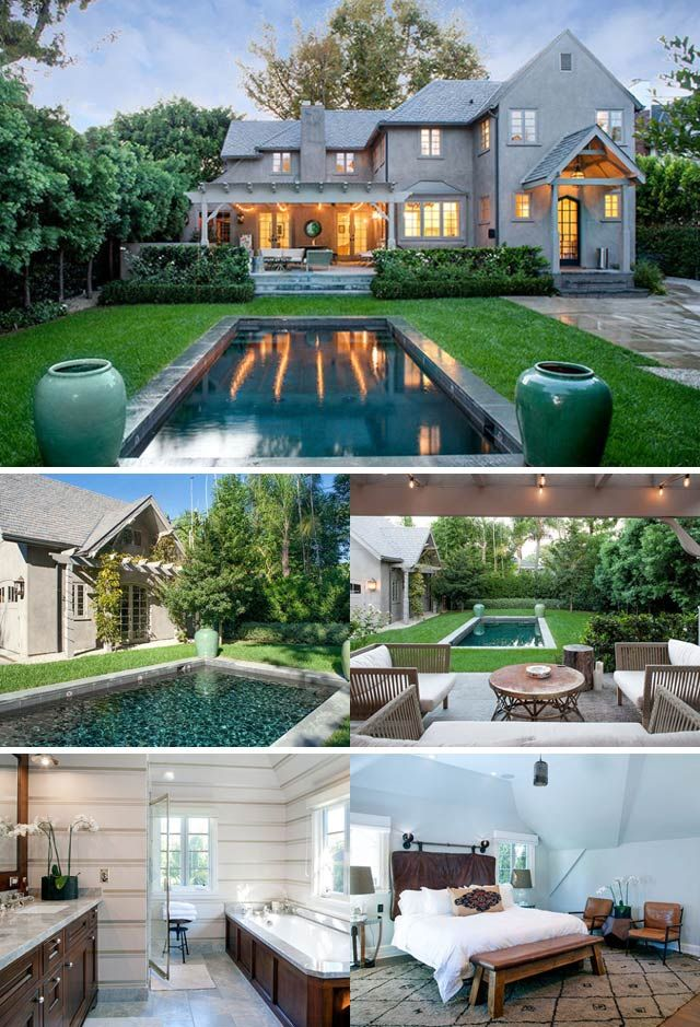 Joe Jonas' West Hollywood home