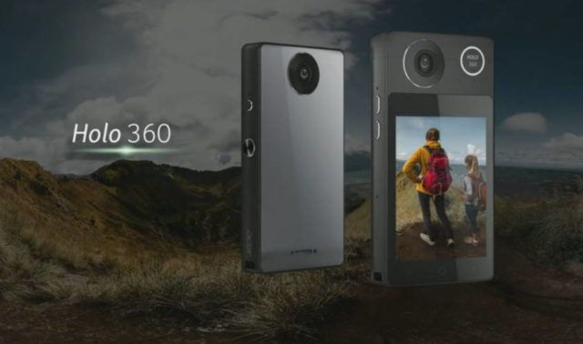Acer Unveils The Holo 360 VR Camera That Is Also A Phone | Ubergizmo