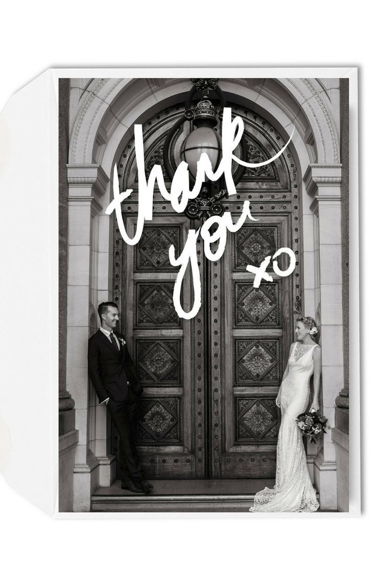 free online printable wedding thank you cards%0A TOP   Unique Wedding Thank You Cards You Will Love