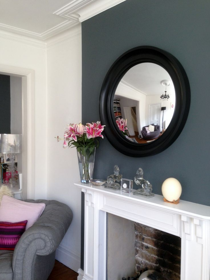 Large Cavetto Convex Mirror