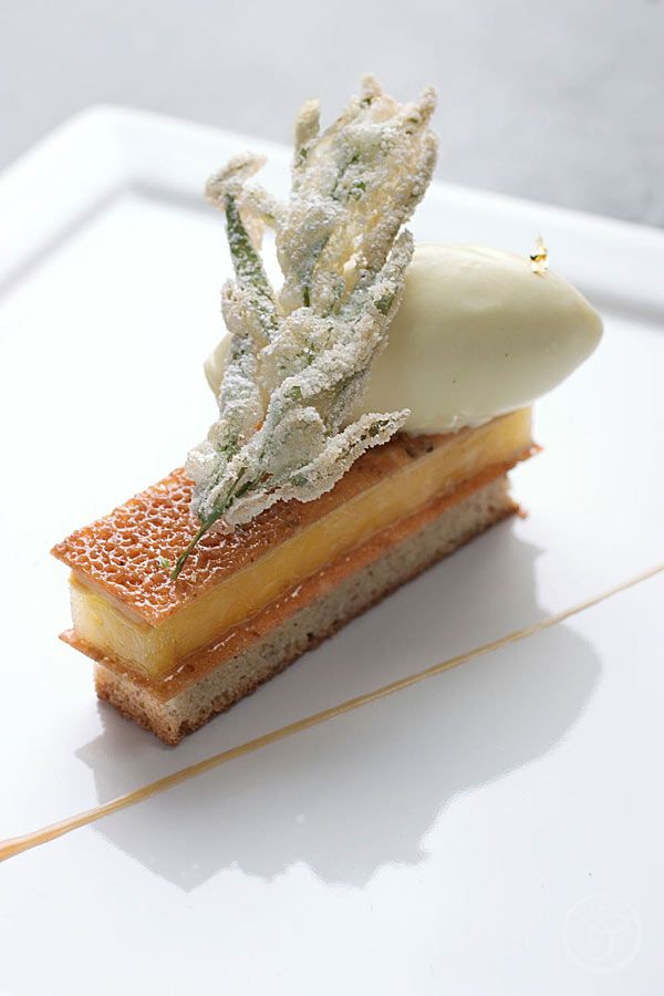 Gallery - CE - Summertime Restaurant Style Plated Desserts   The French Pastry School
