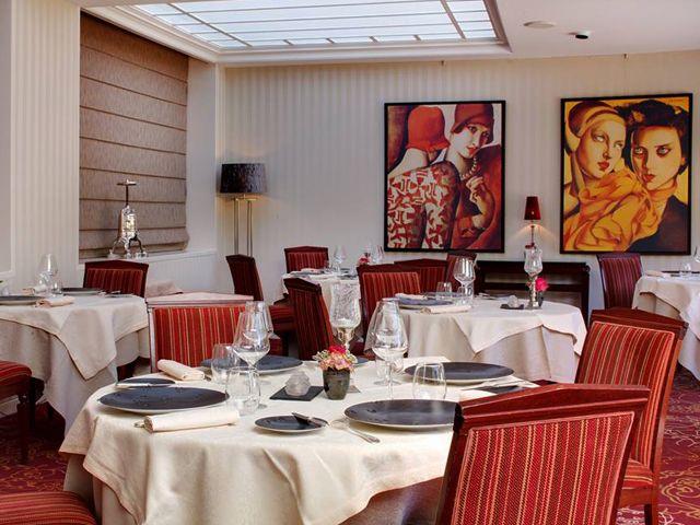 Le Pavillon Le Pavillon à l'hôtel Westminster - Le Touquet Paris Plage