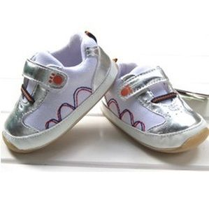 Silver Steps Baby Shoes