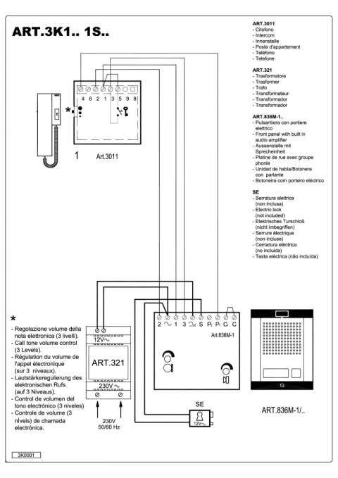 15  Electric Gate Intercom Wiring Diagram