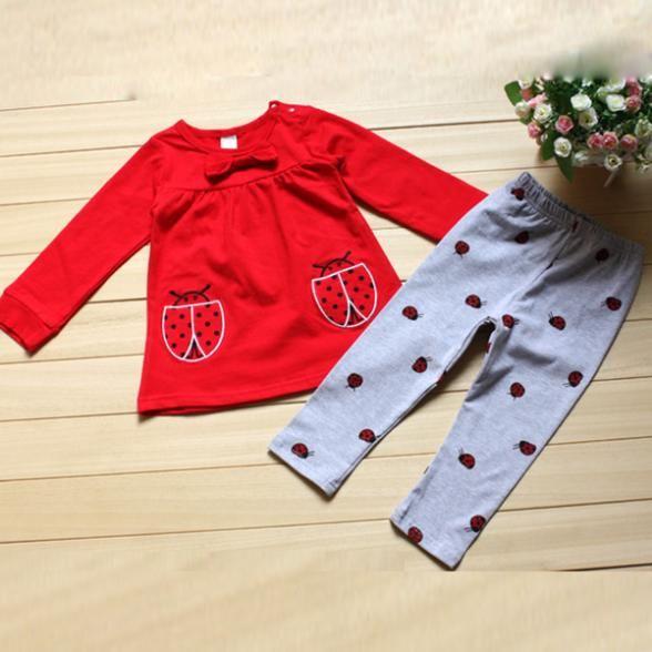 $5.51 (Buy here: https://alitems.com/g/1e8d114494ebda23ff8b16525dc3e8/?i=5&ulp=https%3A%2F%2Fwww.aliexpress.com%2Fitem%2FCotton-Blend-Infants-Kids-Baby-Clothing-Long-Sleeve-Shirts-Beetle-Pants-Cartoon-Outfits-With-Cartoon-Style%2F32731158184.html ) Cotton Blend Infants Kids Baby Clothing Long Sleeve Shirts+ Beetle Pants Cartoon Outfits With Cartoon Style for just $5.51