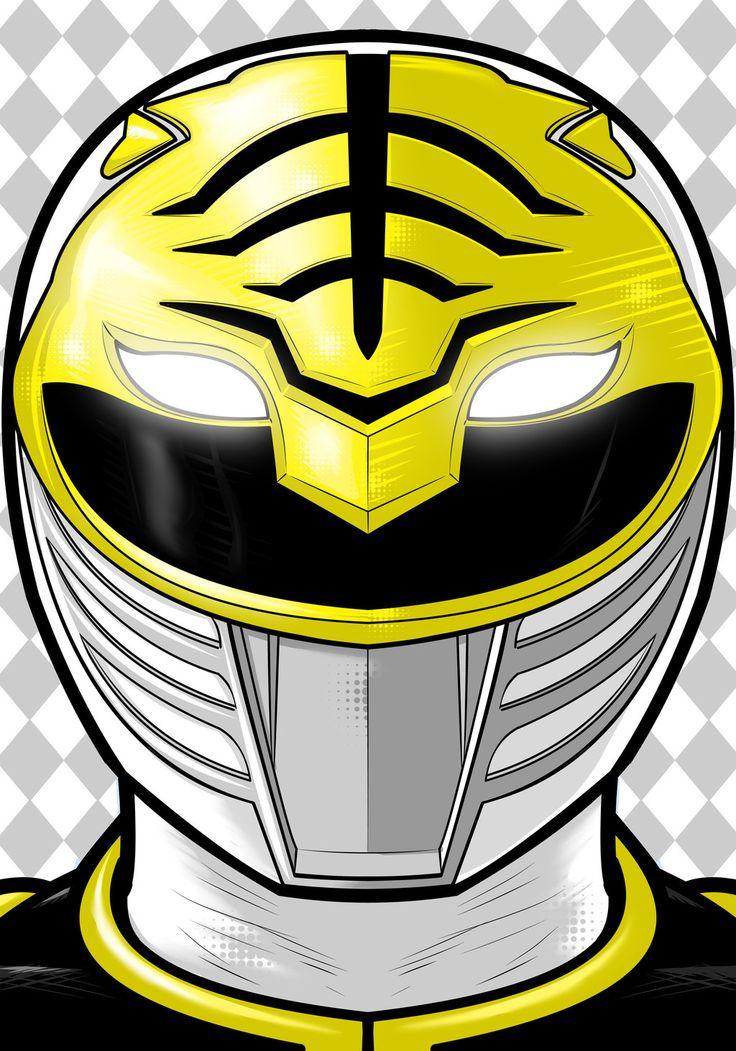 White Ranger by Thuddleston.deviantart.com on @deviantART