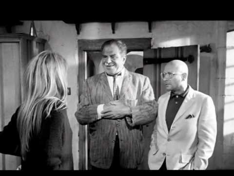 "Krzysztof Komeda - ""Pushing the car/ Walk on the water"" (Cul-de-sac - Roman Polanski, 1966)"