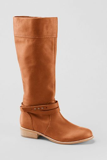 Women's Blakeley Riding Boots from Lands' End