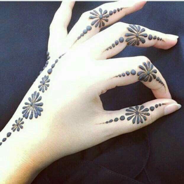 2660 best Hena k rang images on Pinterest | Easy henna, Easy tattoos ...