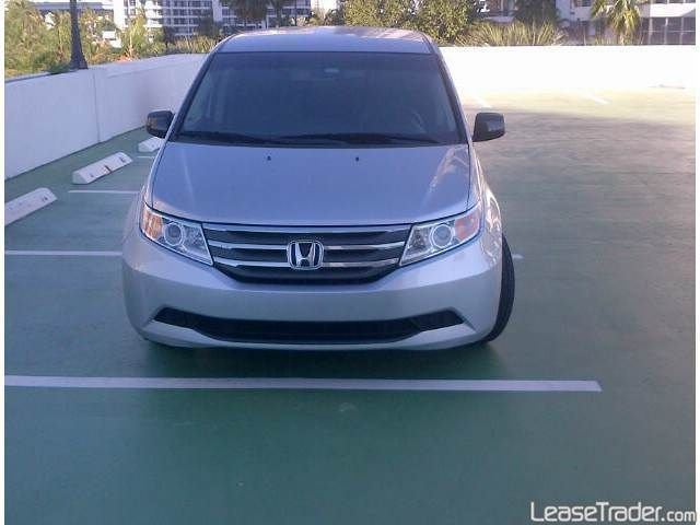 Honda Odyssey  EX-L Lease $375 per month
