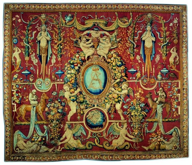 The+Art+and+Beauty+of+European+Tapestries