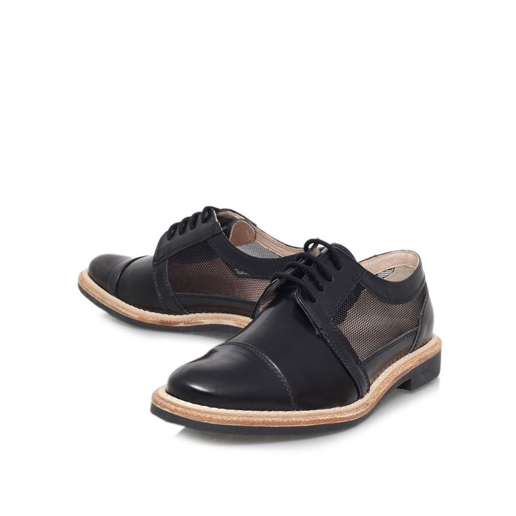 lingo, black shoe by kg kurt geiger - women