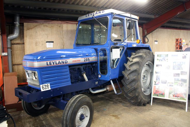 46 Best images about LEYLAND 154 TRACTOR on Pinterest ...