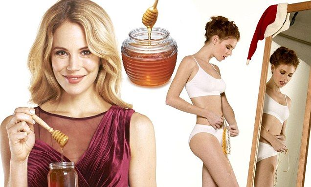 The honey diet: Drop a dress size for the party season by having a spoonful of honey before bed - and following our delicious recipes   Daily Mail Online