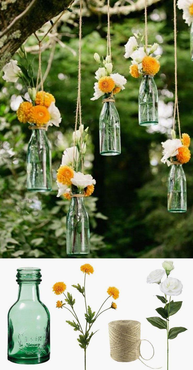 Outdoor Wedding DecorationNew Outdoor Decoration Ideas #wedding