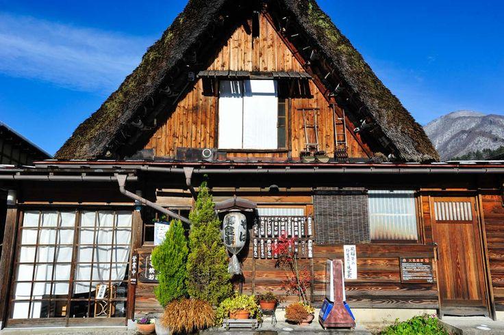 Ogimachi, a aldeia conto-de-fadas de Shirakawa-go via @almadeviajante