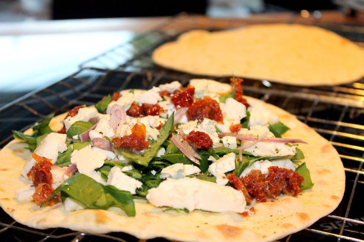 Grillissä mehevöityneet quesadillat - beach house kitchen