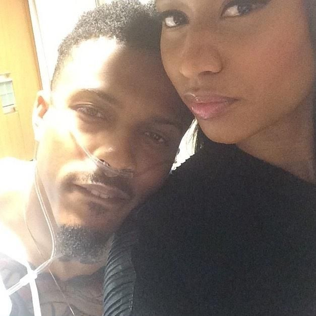 is august and nicki minaj dating August alsina has been hospitalized since he collapsed on stage at his new york concert on monday, september 15 after reportedly suffering multiple seizures.