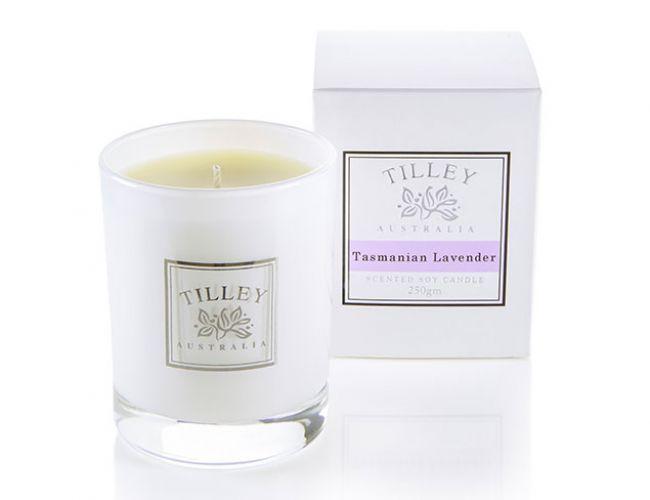 Tasmanian Lavender Soy Candle