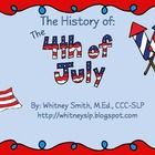 History of the 4th of July Comprehension Packet