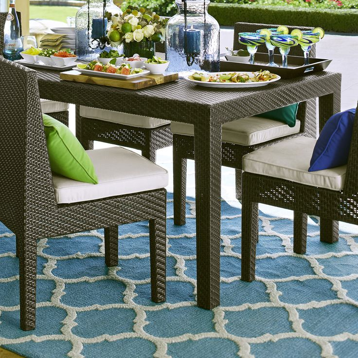 pier 1 living room rugs%0A Cabana Geometric Rugs  OUTDOOR Turquoise Pier