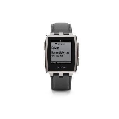 Pebble Steel Smartwatch Stainless  http://stylexotic.com/pebble-steel-smartwatch-stainless/