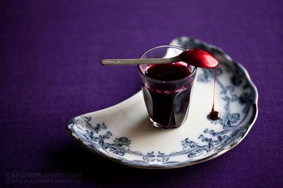 Pomegranate Molasses...because i love this blog