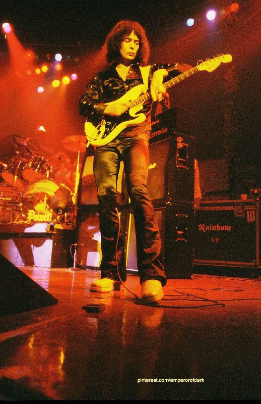 Ritchie Blackmore Rainbow-live  1978