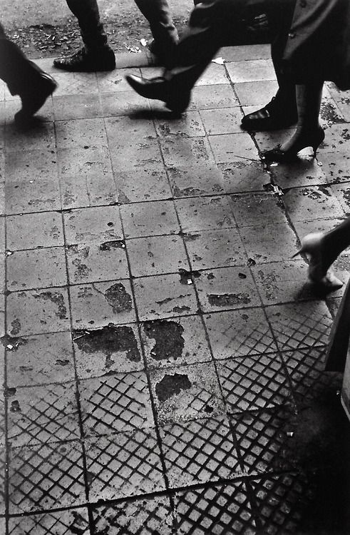 Santiago Chile 1963 Photo: Sergio Larrain