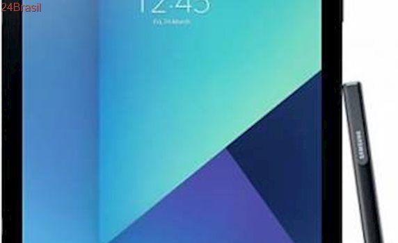 Tablet Samsung Galaxy Tab S3 chega ao Brasil custando R$ 2.999