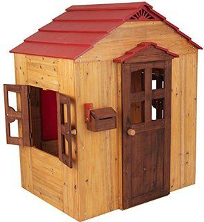 Outdoor Playhouse With Kitchen   Best Interior Paint Brand Check More At