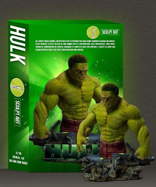 Hulk 1:8