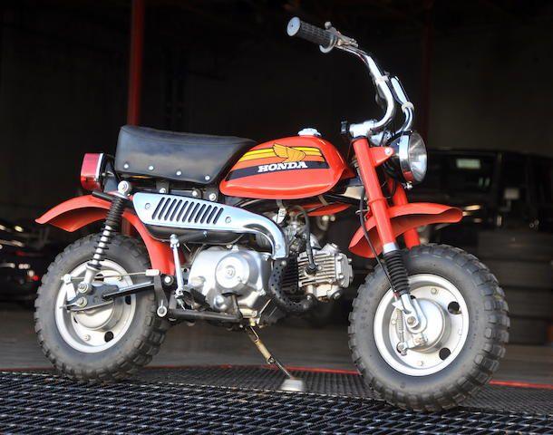 1978 Honda Mini Trail Z50