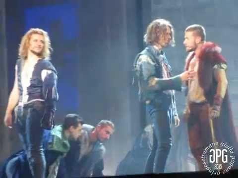 Il duello + Morte di Mercuzio - Romeo e Giulietta @ Trieste