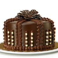Chocolate Cake  (This is from a Publix Bakery!)